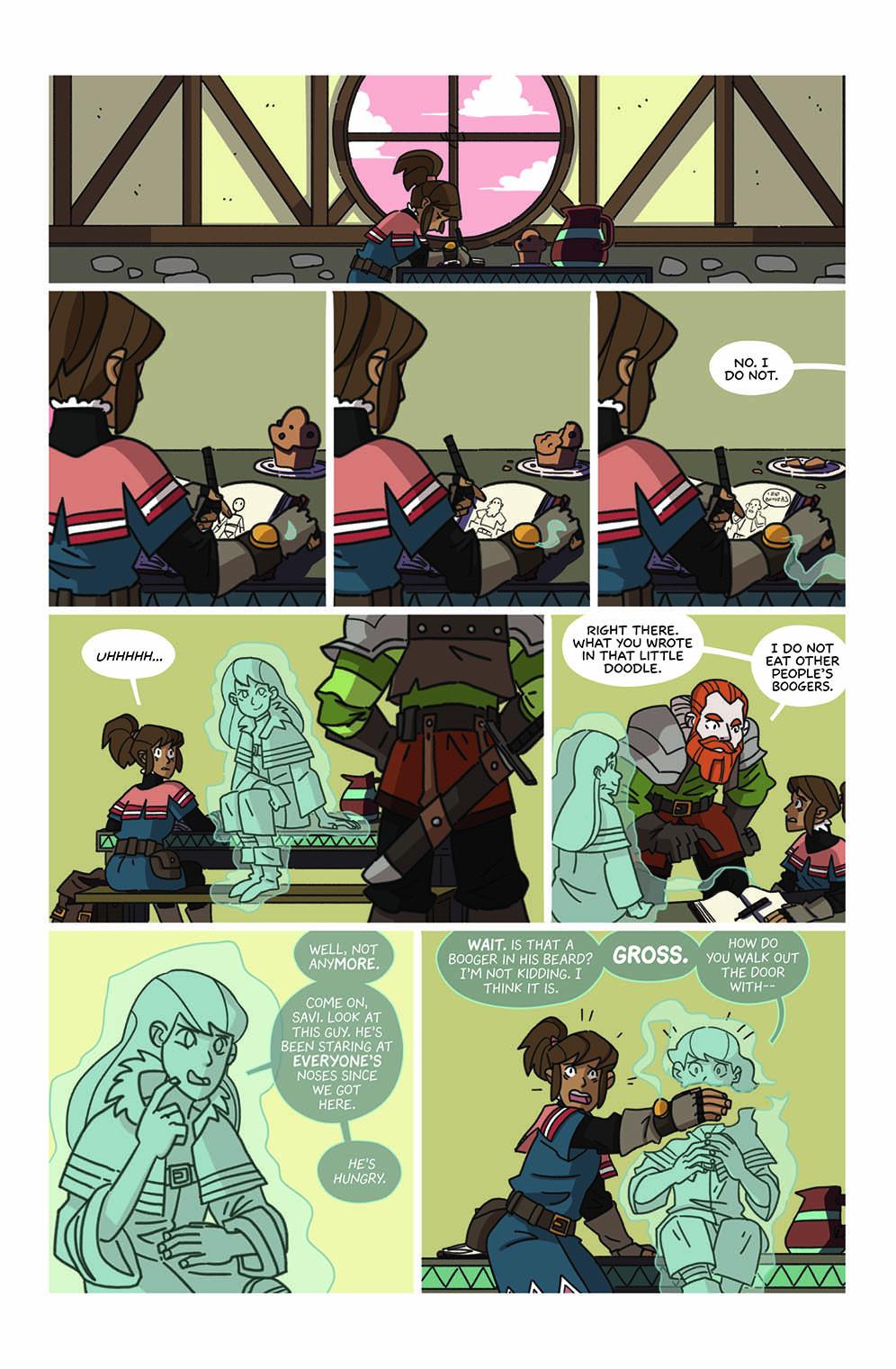 Memo - Page 1