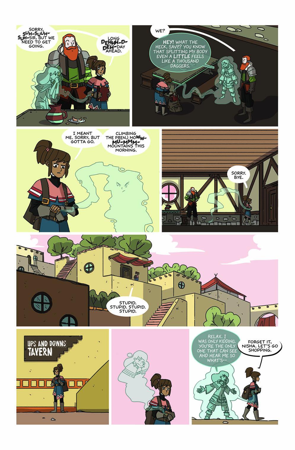 Memo - Page 2
